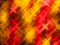 Красная и золотистая предпосылка Стоковое Изображение RF