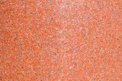 Красная каменная поверхность с картинами в черно-белом Стоковая Фотография RF
