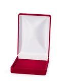 Красная коробка награды Стоковые Изображения RF