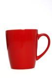 Красная кружка кофе Стоковая Фотография RF