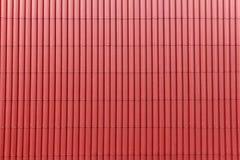 красная крыша Стоковые Фотографии RF