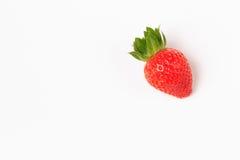 Красная клубника Стоковые Изображения