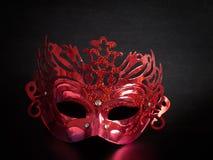 Красная маска, вычура Стоковая Фотография RF