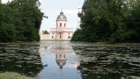 Красная мечеть в Schwetzingen