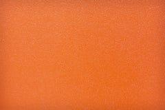 Красная/оранжевая картина предпосылки текстуры стены Стоковая Фотография