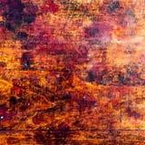 Красная пакостная древесина Стоковое фото RF