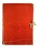 Красная папка Стоковая Фотография RF