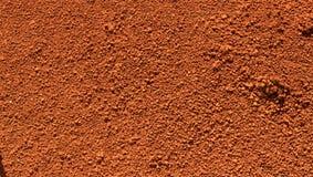 Красная почва стоковые фотографии rf