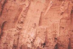 Красная предпосылка земли Красный цвет повреждает предпосылку цвета Imag предпосылки Стоковые Фото