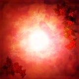Красная предпосылка рождества стоковое фото rf