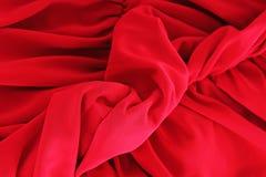 Красная предпосылка silk ткани Сексуальная красная silk ткань как крышка предпосылки Сексуальная иллюстрация Silk картина текстур Стоковые Изображения RF