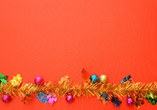 Красная предпосылка низкая Стоковые Фотографии RF