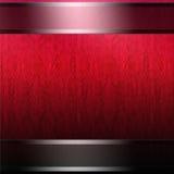 Красная предпосылка обоев Стоковая Фотография RF
