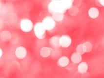 Красная предпосылка рождества Стоковое Изображение