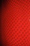 Красная предпосылка студии Стоковое Фото