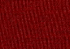 Красная предпосылка ткани, красочный фон Стоковое Фото