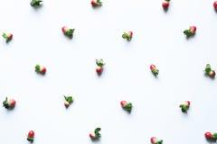 Красная предпосылка ягод стоковое фото