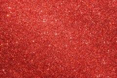 Красная предпосылка яркого блеска Стоковые Фотографии RF