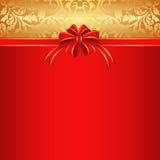 Красная предпосылка Стоковые Фотографии RF