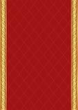 Красная предпосылка Стоковое Фото