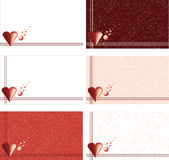 Красная предпосылка Стоковое фото RF