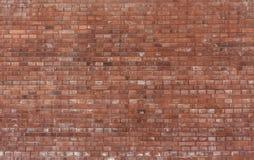 Красная предпосылка brickwall Стоковые Изображения RF