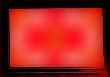 Красная предпосылка grunge границы торжества Стоковое фото RF