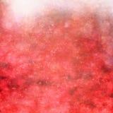 Красная предпосылка Grunge иллюстрация штока