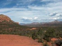Красная пустыня III Стоковые Изображения RF