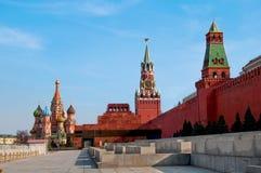 Красная площадь Стоковая Фотография RF