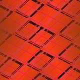 Красная решетка Стоковые Изображения RF