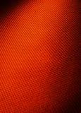 Красная рифлёная предпосылка. Стоковая Фотография