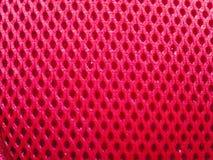 Красная сетчатая текстура Стоковые Изображения