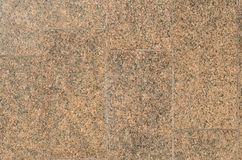 Красная стена гранита Стоковые Фотографии RF