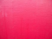 красная стена текстуры Стоковые Изображения