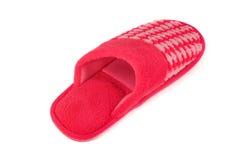 красная тапочка Стоковые Изображения RF