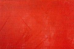 Красная текстура ткани с увядать и царапинами абстрактная предпосылка стоковое фото rf