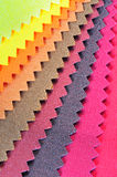 Красная текстура тона ткани Стоковое фото RF
