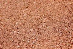 Красная текстура утеса Стоковая Фотография RF