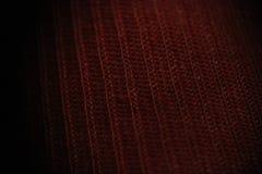 красная текстура Стоковое фото RF