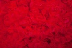 Красная текстурированная предпосылка Стоковая Фотография