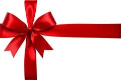 Красная тесемка Стоковая Фотография RF