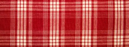 Красная ткань в клетке Стоковое Фото