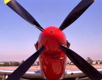 Красная упорка носа Стоковые Изображения RF
