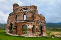 Красная церковь Стоковое Фото