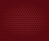 Красная чудесная предпосылка Стоковые Изображения
