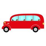 Красная шина Стоковые Изображения