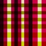 Красная шотландка Стоковые Изображения