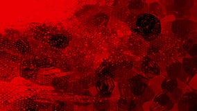 Красная moving предпосылка видеоматериал