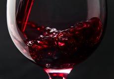 Красное вино Стоковая Фотография RF